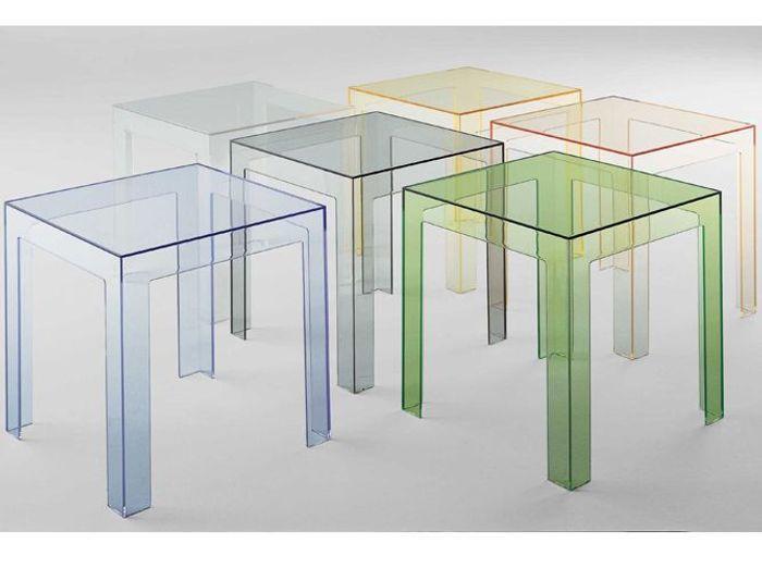 Table Transparente Kartell