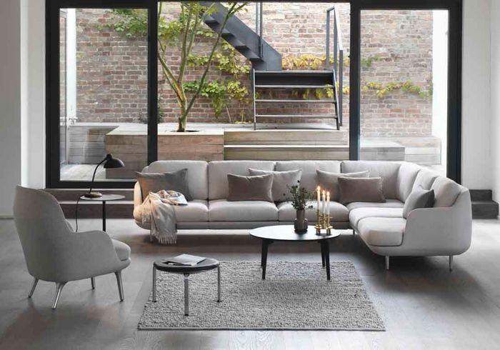 canap cosy on craque pour un mod le cocooning elle. Black Bedroom Furniture Sets. Home Design Ideas