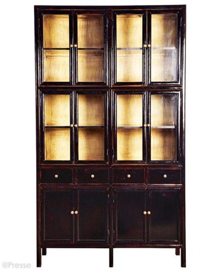 je veux une vitrine merveilles elle d coration. Black Bedroom Furniture Sets. Home Design Ideas