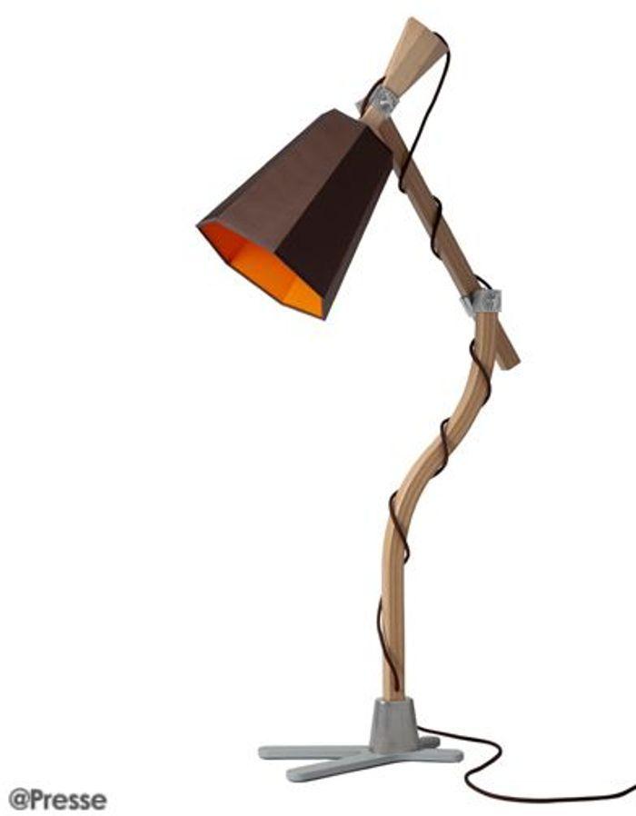 la lampe d architecte joue les prolongations elle d coration. Black Bedroom Furniture Sets. Home Design Ideas