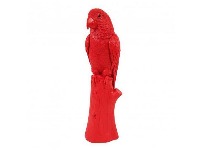 Une grande tirelire décalée en forme de perroquet