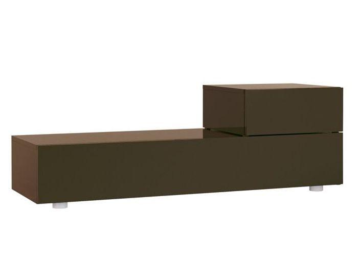 Un beau meuble t l pour mon salon elle d coration for Meuble pour tele