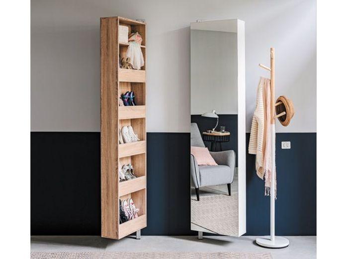 Shopping pratiques les miroirs multifonctions elle for Miroir site