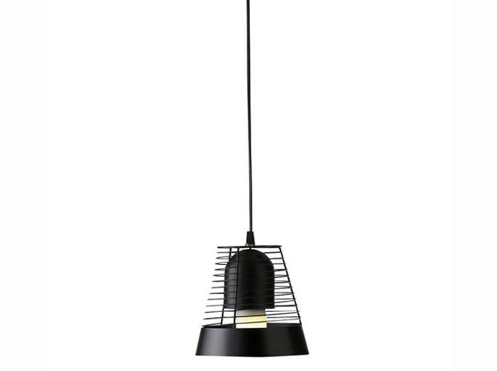 simple suspension noir castorama with suspension 3 lampes pour cuisine. Black Bedroom Furniture Sets. Home Design Ideas
