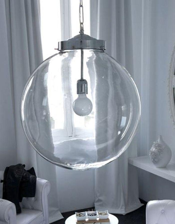 Suspensions : 50 idées lumineuses - Elle Décoration