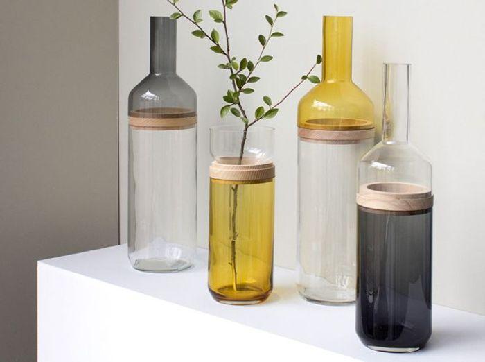 Quel vase design est fait pour vous elle d coration - Objet de decoratie pour salon ...