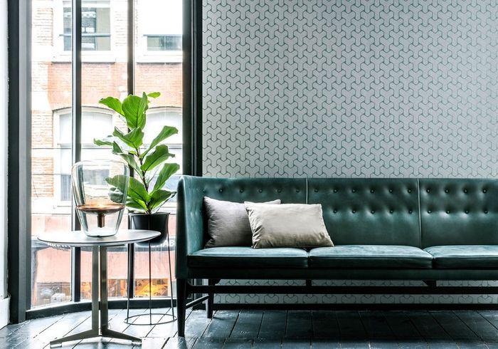 Un salon gris parfait