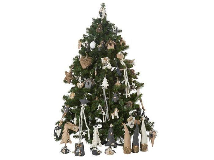 Sapin de no l quel style d co choisir cette ann e for Noel scandinave decoration
