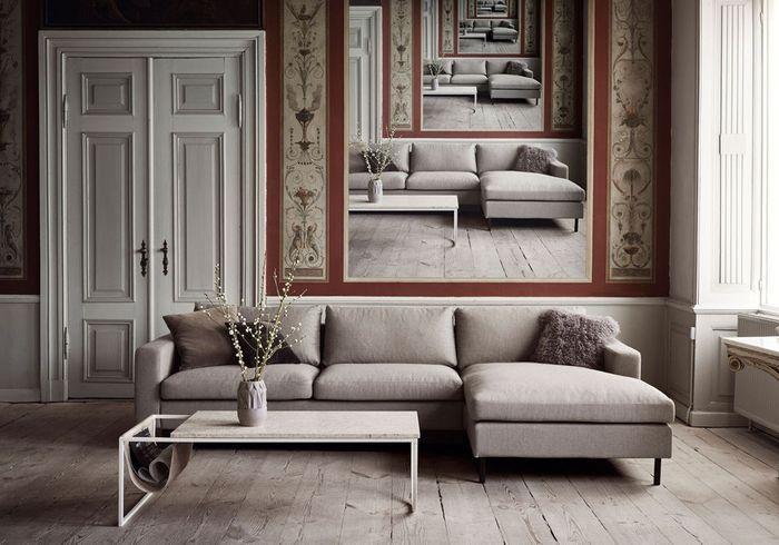 Table basse en marbre Bolia