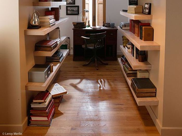 6 id es d co pour le couloir elle d coration. Black Bedroom Furniture Sets. Home Design Ideas