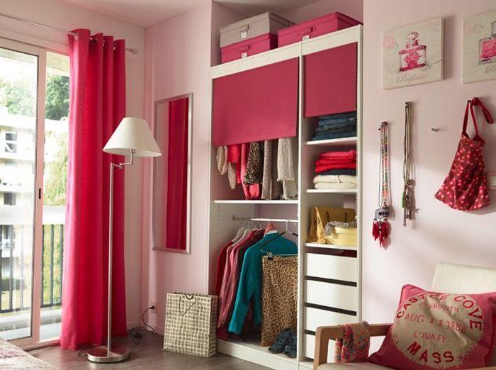 15 Idées De Dressings Pour Un Petit Appartement - Elle Décoration