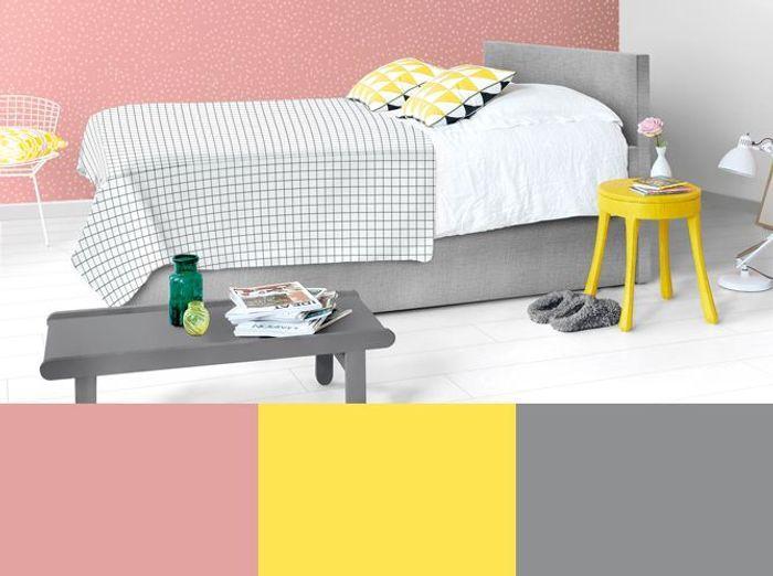 Comment associer vos couleurs avec panache elle d coration - Couleurs complementaires du gris ...