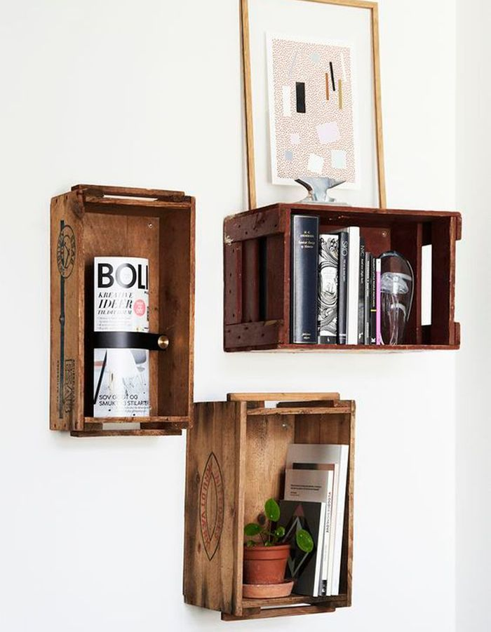 Etagere parpaing bois trendy meubles en bois brut tagre for Combien de parpaing par palette