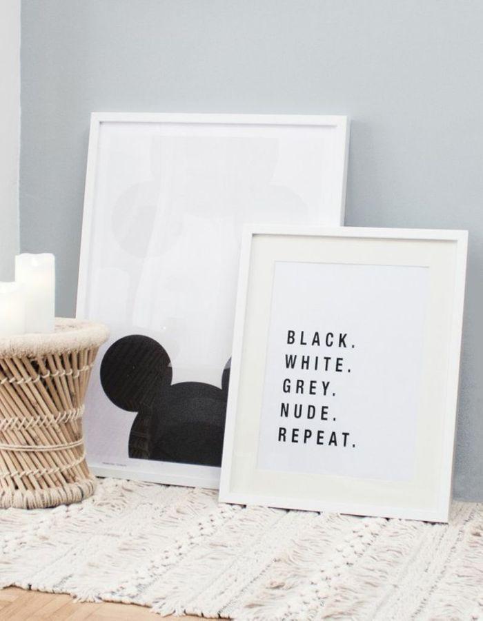 Faites le plein de good vibes avec la décoration à message !