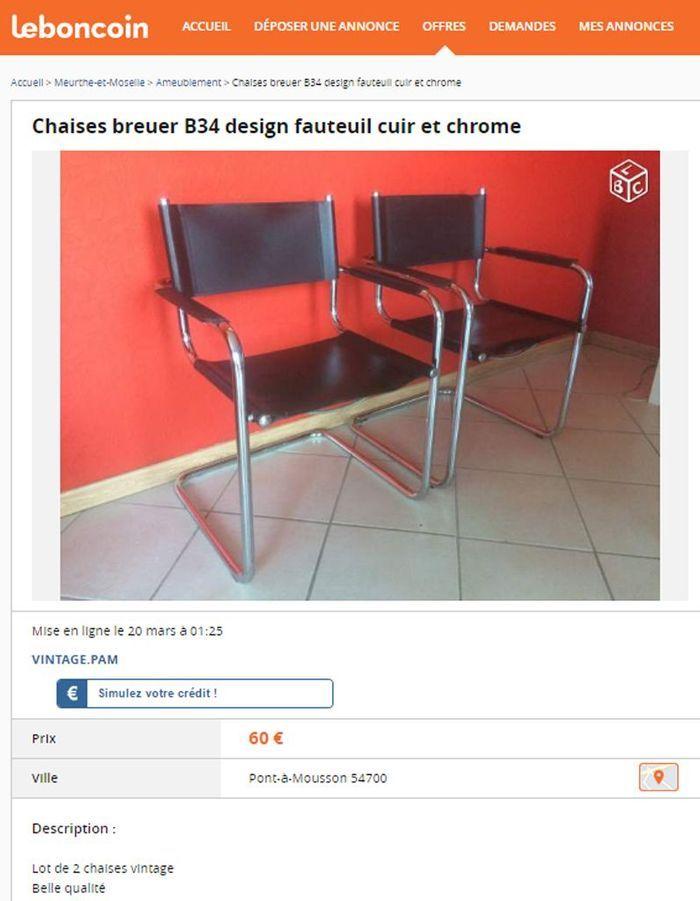 Des chaises iconiques en Lorraine