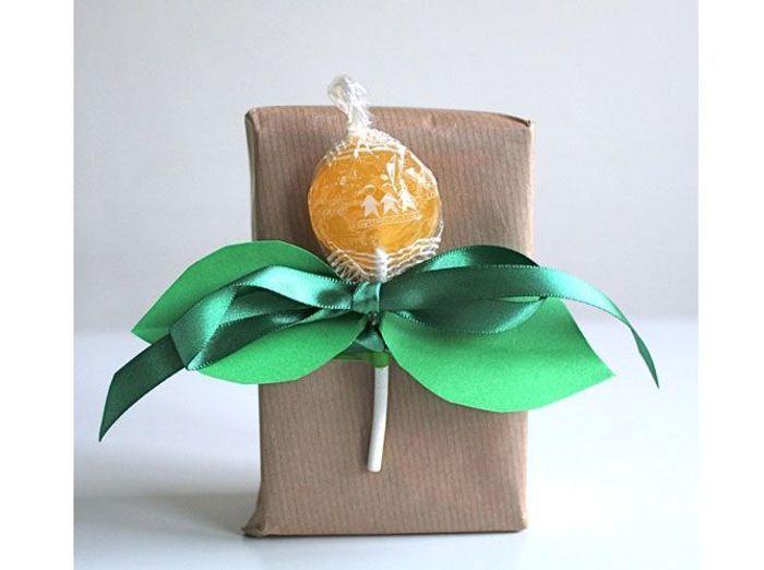 Un paquet cadeau gourmand