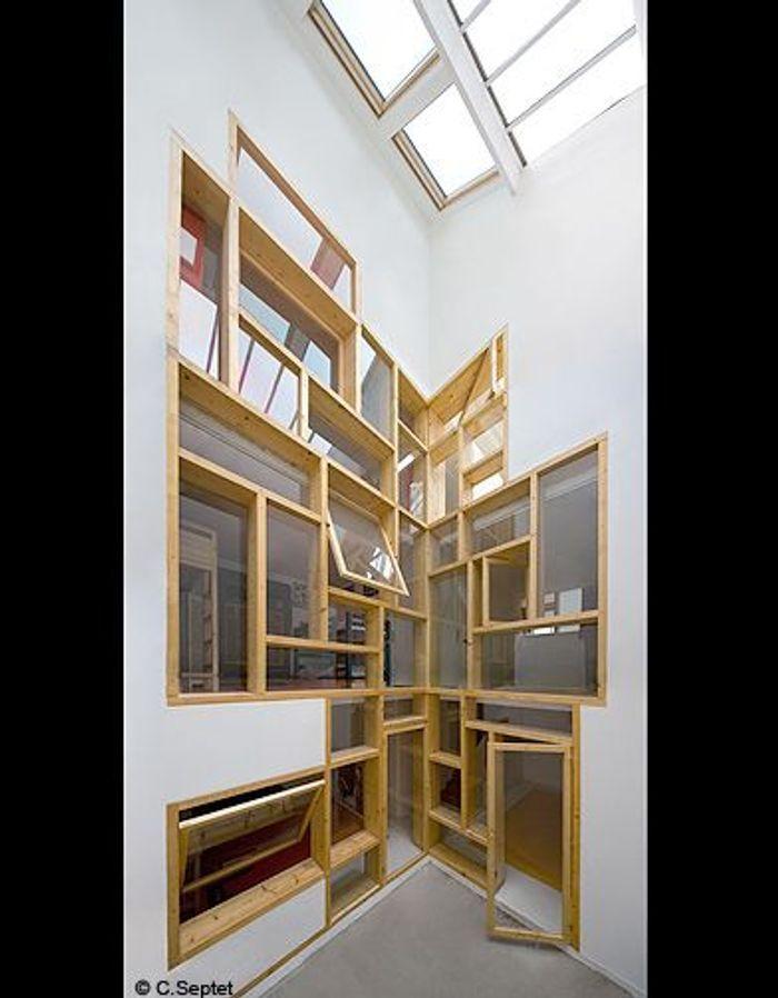 S Paration D Espace 10 Solutions Imagin Es Par Des Architectes Et Designers Elle D Coration