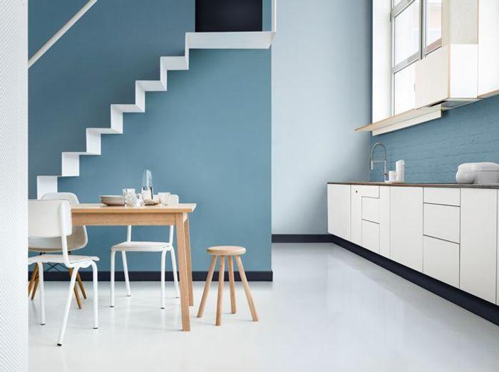 l actu du jour la couleur de l ann e 2017 est le elle d coration. Black Bedroom Furniture Sets. Home Design Ideas