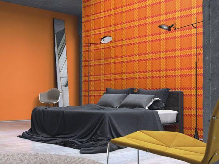 les murs font le plein de couleurs elle d coration. Black Bedroom Furniture Sets. Home Design Ideas