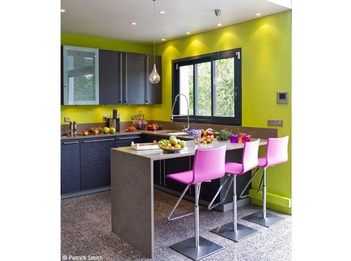 deco peinture cuisine design