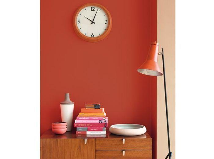 Prolongez l t et donnez un coup de soleil vos murs elle d coration - Droit locataire peinture murs ...