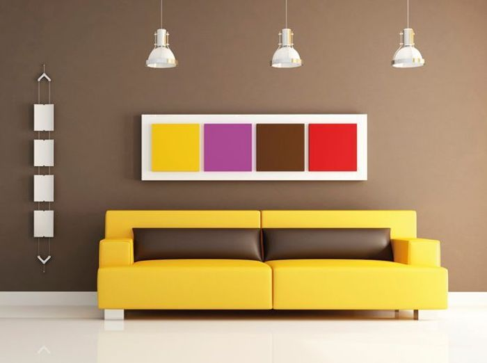 Peinture  les couleurs tendance en 2013  Elle Décoration