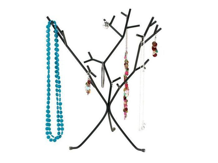 Maison Du Monde Porte Bijoux Ikee Design Metal Jewelry