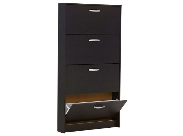 toutes nos id es pour ranger vos chaussures elle d coration. Black Bedroom Furniture Sets. Home Design Ideas