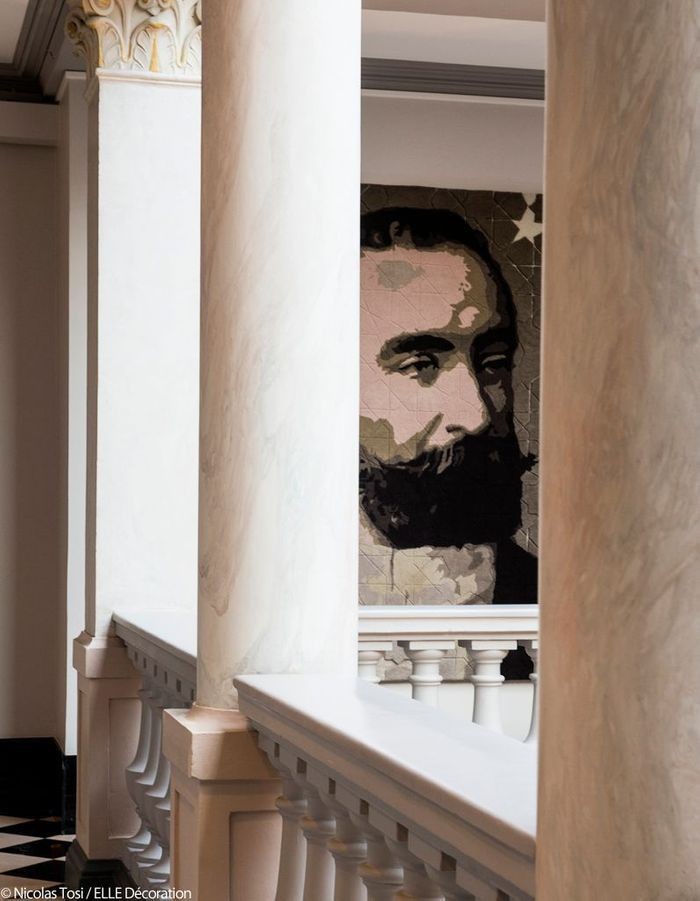 Ritz-Carlton Hôtel de la Paix - Figures historiques