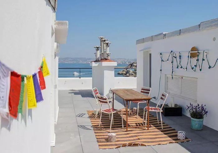 Appartement avec rooftop à Marseille