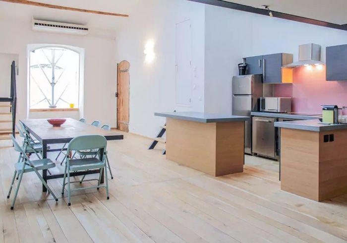 Loft d'architecte à Marseille