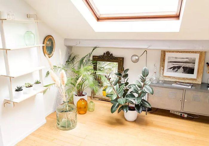 Loft sous les toits à Biarritz