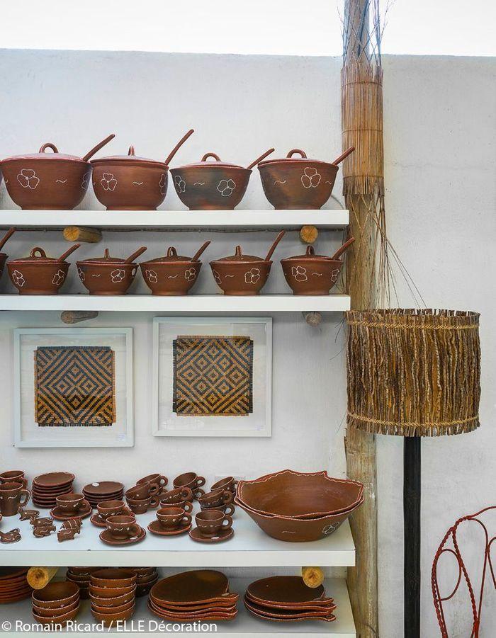 Ceramica cala, une boutique atelier