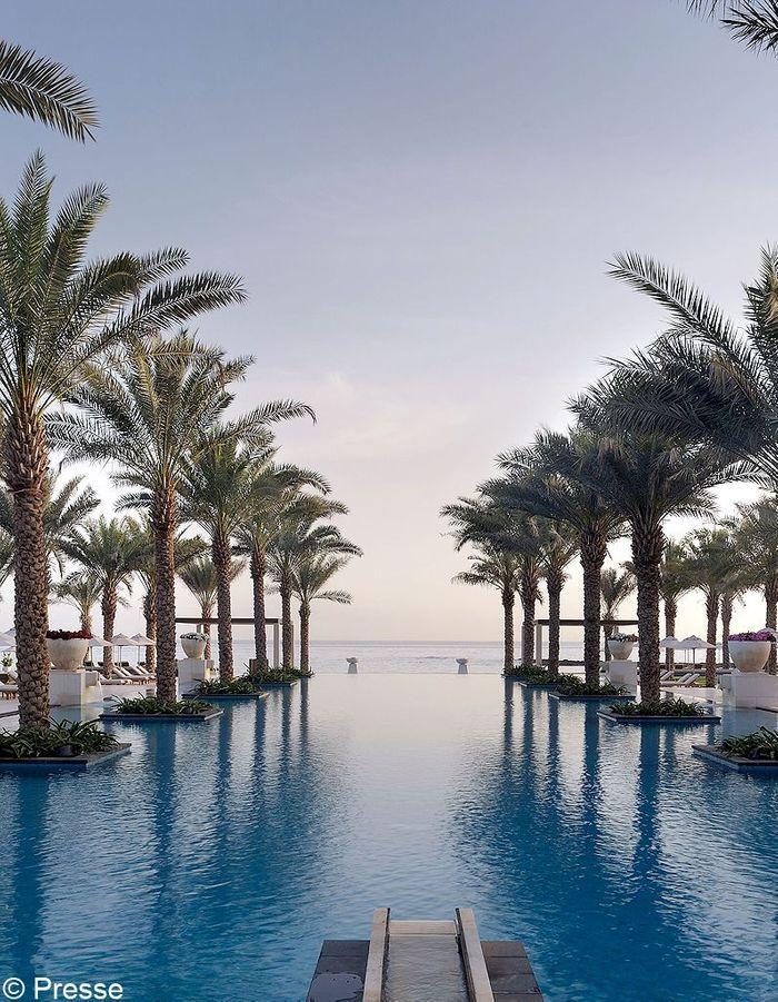 Evasion les 25 plus belles piscines d h tel elle for Piscine d hotel