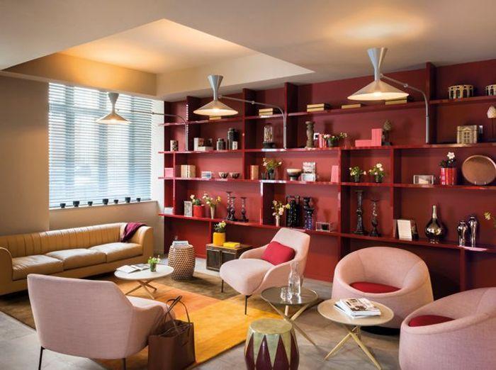 L'hôtel Okko à Lyon