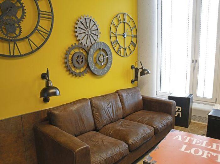 Une salle de réunion où on se sent comme dans son salon !