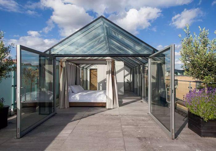 Maison avec vue sur Londres