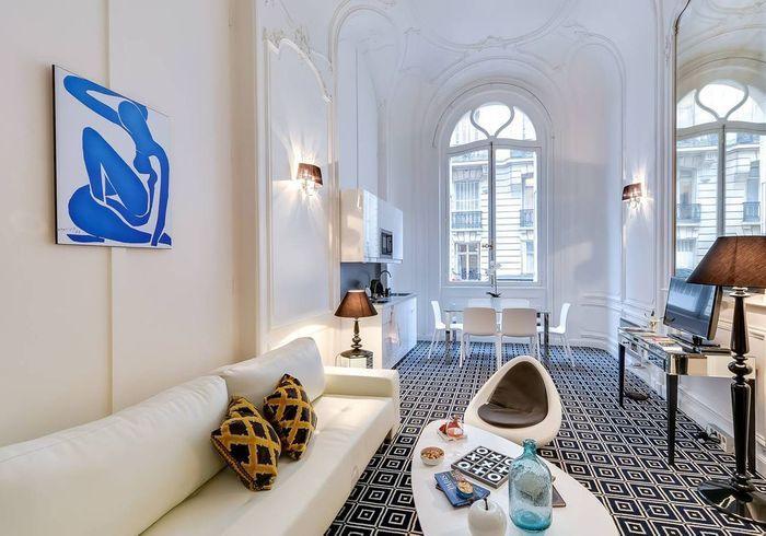 Duplex élégant à Paris