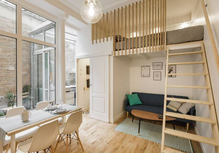 Studio comme un cocon à Paris