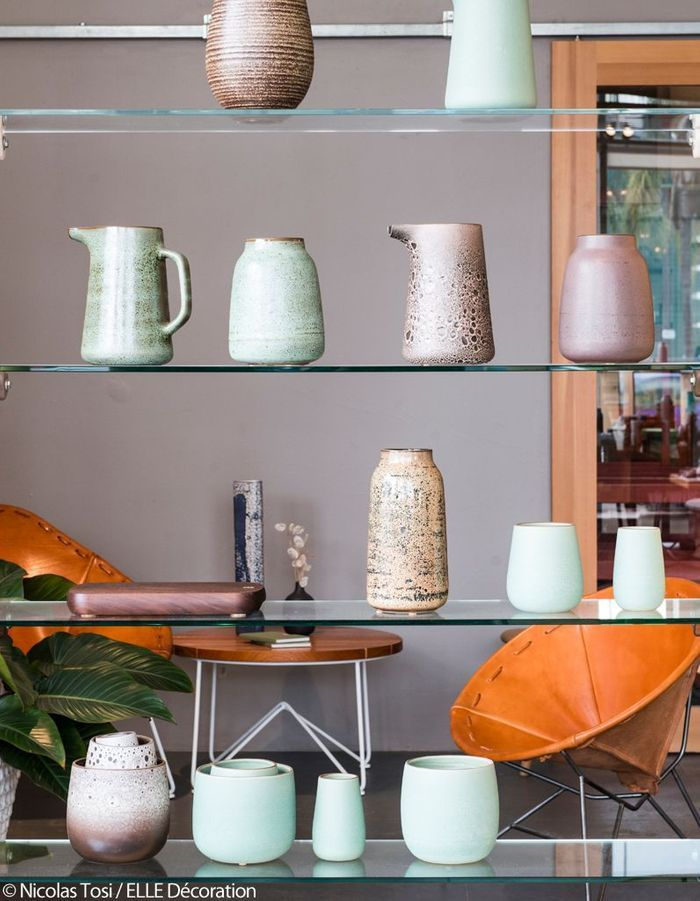 Heath Ceramics, céramique made in Sausalito