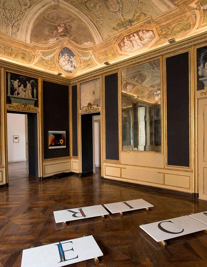 Galleria Franco Noero, galerie en vue