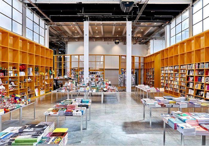 Librairie du palais de tokyo