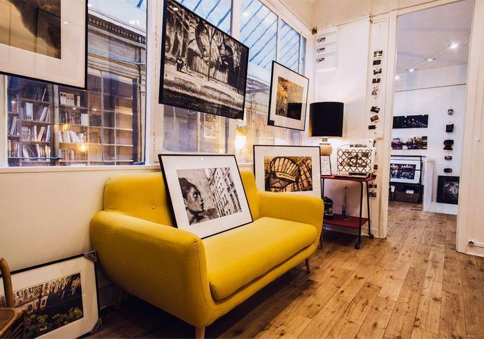 Galerie Paris est une Photo - Atmosphère, atmosphère