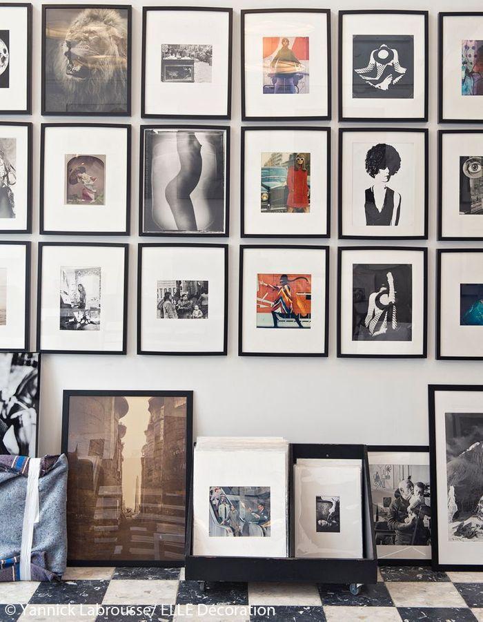 Galerie Verdeau, photos à l'ancienne