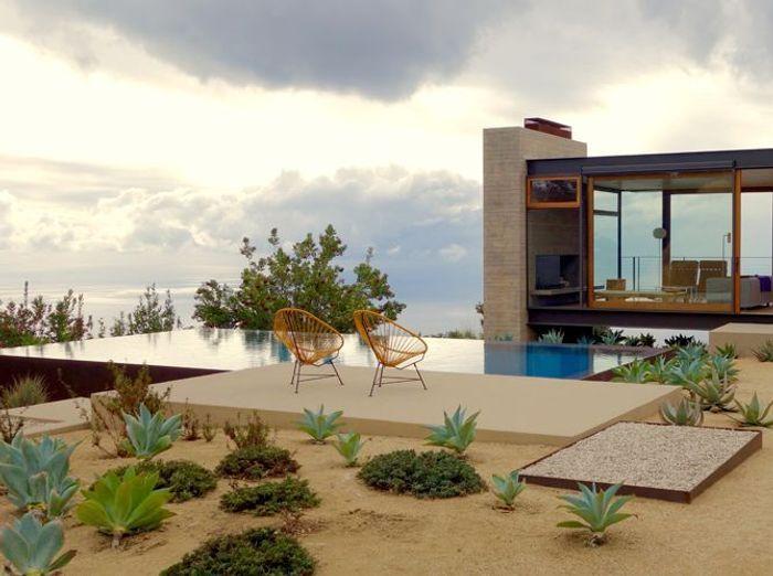 "Villa ""Tongva"" esprit 50's, Topanga en Californie, Etats-Unis"