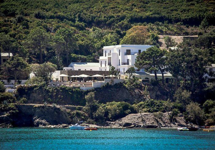 Hôtel Misincu au Cap Corse