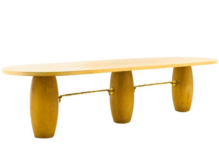 1988 : la table primitive de GAROUSTE & BONETTI