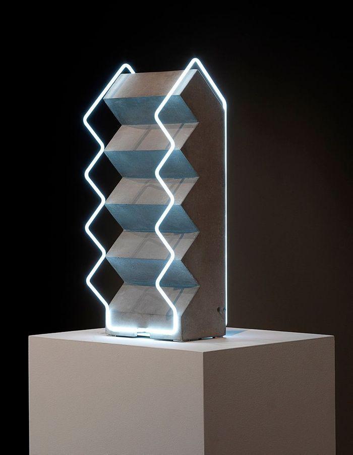 2016 : la lumière en 3D selon MORGANE TSCHIEMBER