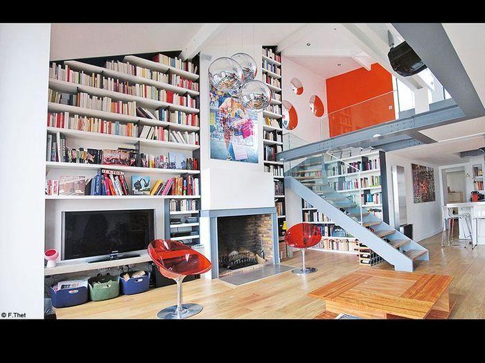 Decoration visite maison architecte 75010 Frederic THET