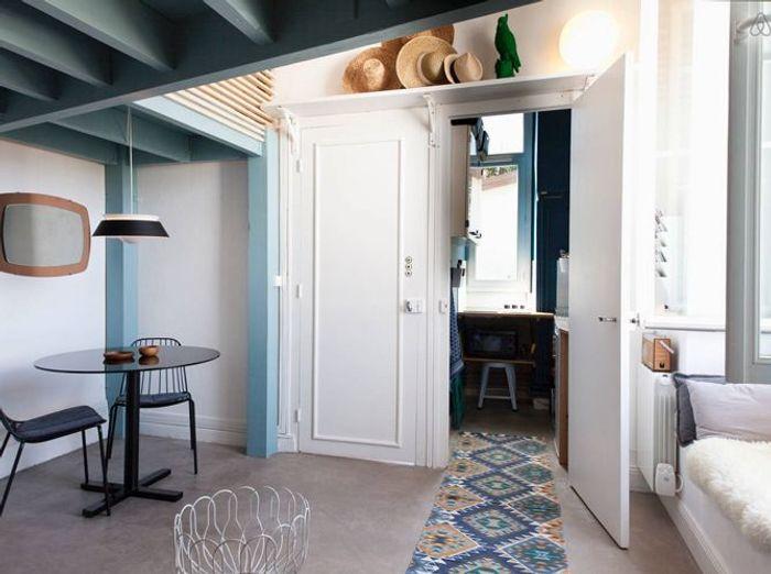 Appartement style bord de mer